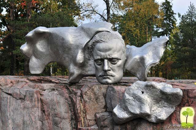Поющий памятник Сибелиусу в Хельсинки, Финляндия - 5