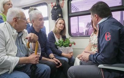 Собянин пообещал разобраться со льготами на билеты на электрички для пенсионеров