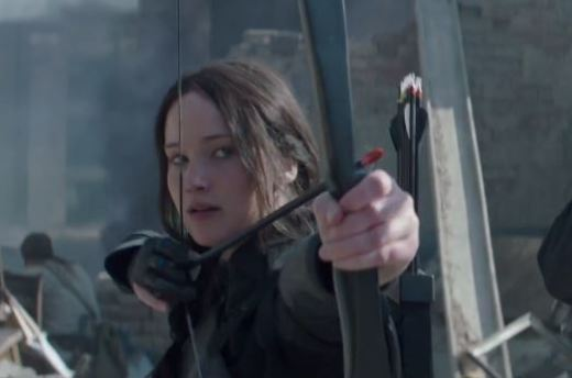 "Mockingjay Part 1 Trailer: Katniss ""Never Wanted Any of This"""