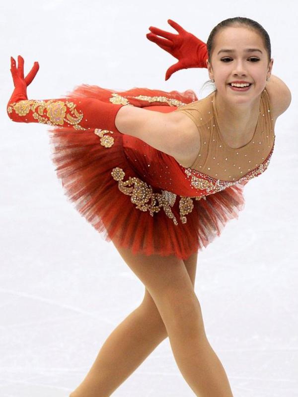 Молодцы наши фигуристы, Алина Загитова просто чудо!