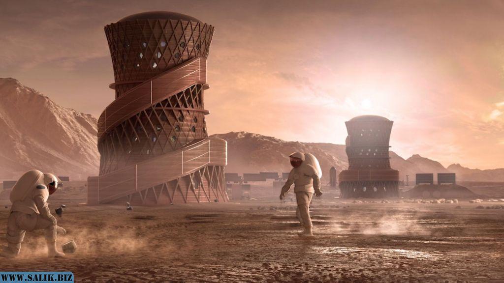 Будущие колонисты Марса не смогут контактировать с землянами