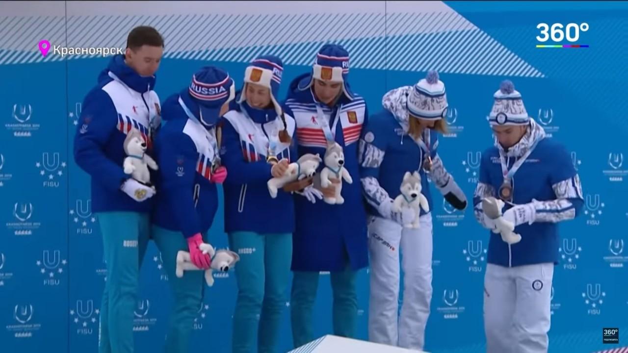 Сборная РФ досрочно выиграла медальный зачет Универсиады-2019