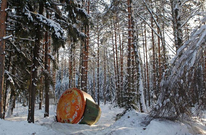 Экскурсия по легендарному космодрому Байконур