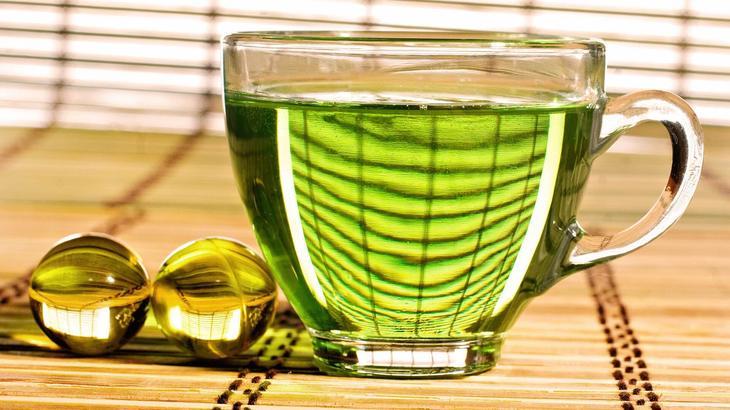Травяные чаи на основе сбора улучшают здоровье