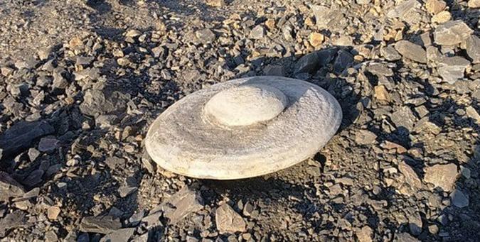 На Кузбассе найдены загадочные «диски дропа»