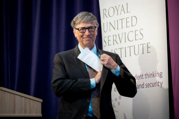 Адресат крупнейшего с начала века пожертвования Билла Гейтса остался нераскрытым
