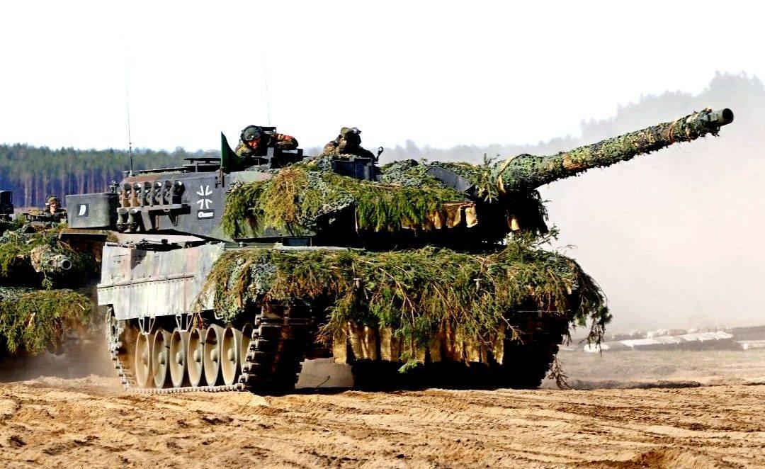«Два танки на троих»: сможет ли Европа себя защитить?