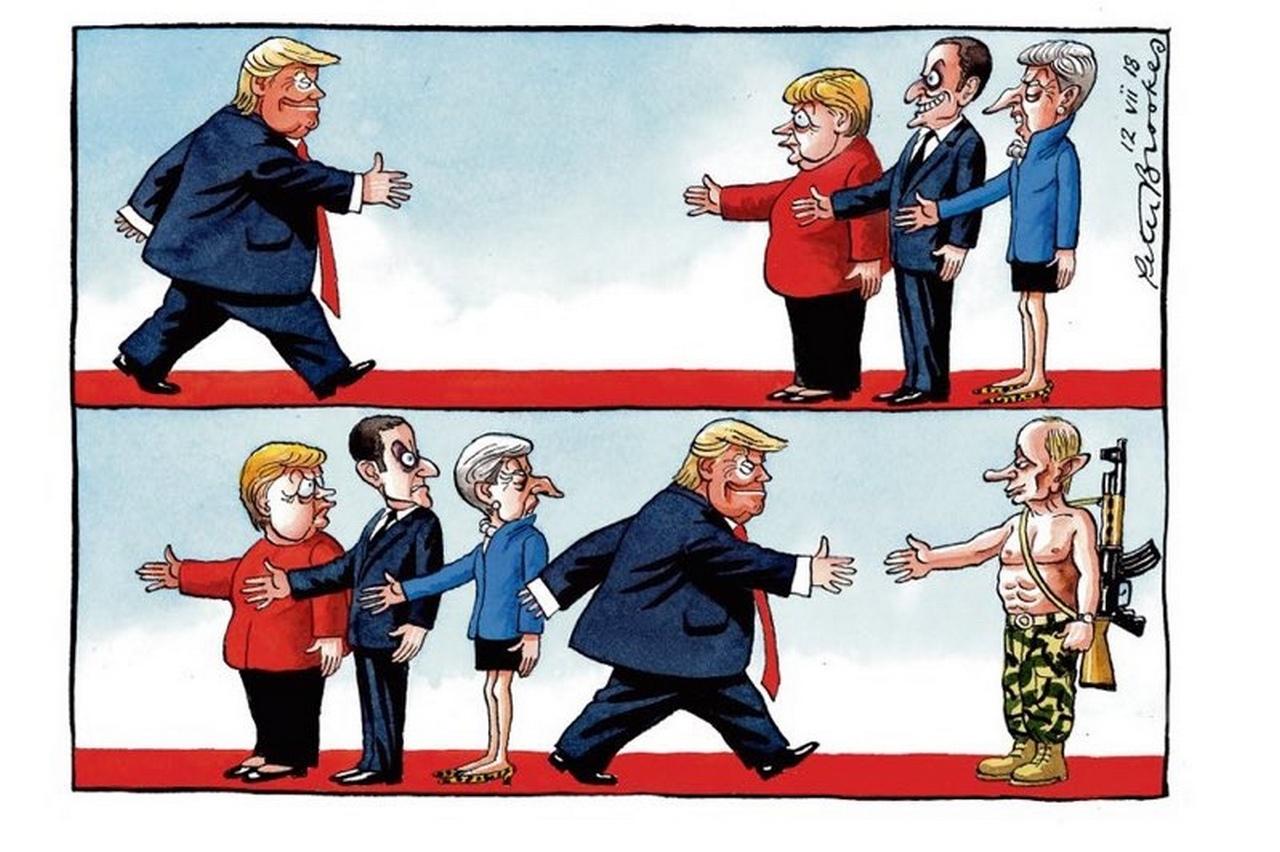 Прощай, позорная Европа!