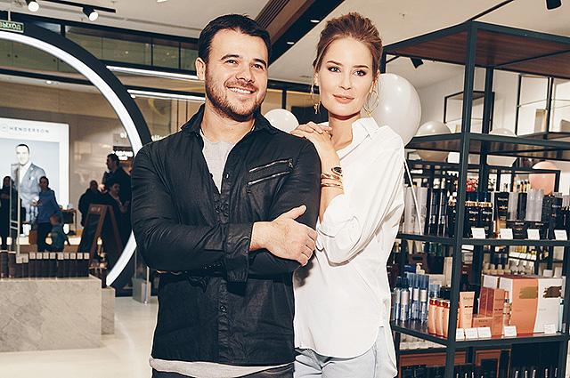 СМИ: Эмин Агаларов и его жена Алена Гаврилова станут родителями