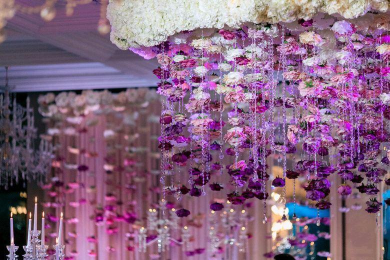 Самые красивые идеи оформления зала на свадьбу