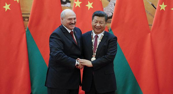 Беларусь и Китай – новые друзья навек?