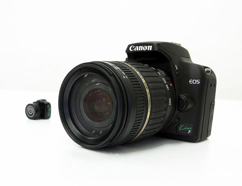 655 MAME CAM — самая маленькая камера в мире