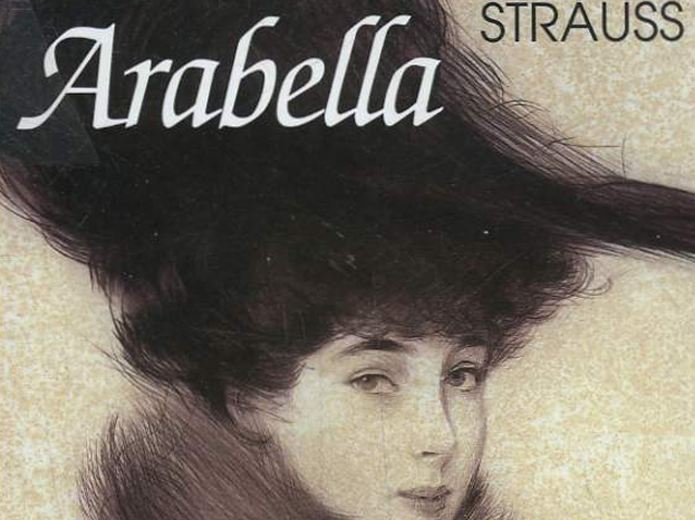 День одного произведения. Опера Штрауса «Арабелла»