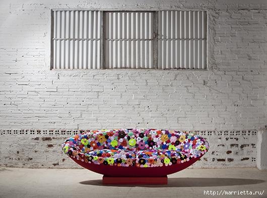 цветочки йо-йо для шторки (59) (530x393, 188Kb)
