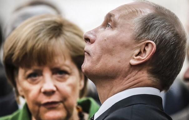 Германия послала США с их НА…
