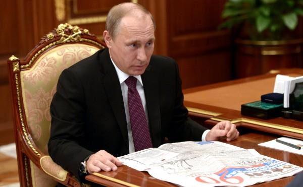 Что читает Путин?