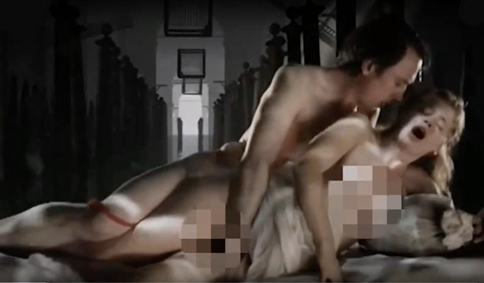 Поклонская опубликовала порновидео о главном актере «Матильды»