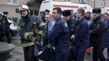 СМИ: ответственность затеракт вПетербурге взял «Батальон имама Шамиля»