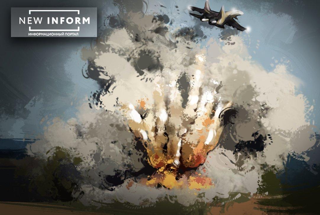 Авиаудар на юге САР: ВВС западной коалиции вновь атаковали САА