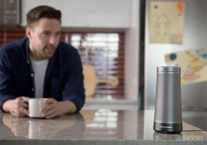 Harman и Microsoft представили смарт-колонку Invoke с поддержкой Cortana