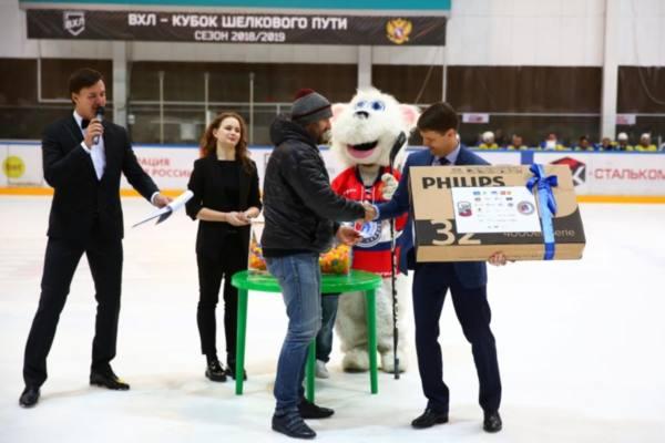 «Рельеф-Центр» поддержал старт восьмого сезона рязанской НХЛ