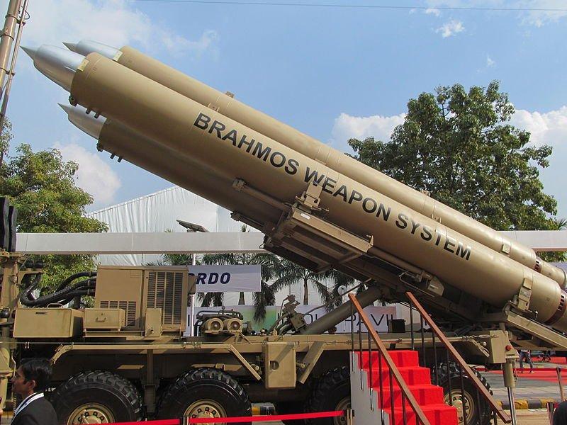 РФ и Индия создадут гиперзвуковую ракету Brahmos-2 к 2024 году