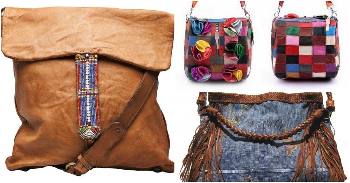 Кожаная сумка — эксклюзивный аксессуар, сделанный своими руками