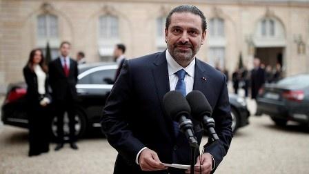Харири обещал вернуться вЛиван наДень независимости страны