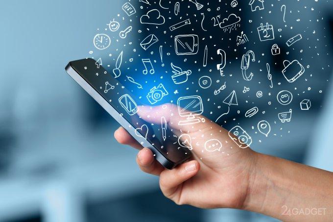 Мобильные приложения в Росси…