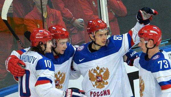 Сборная России по хоккею на ЧМ-2014: рождение большой команды