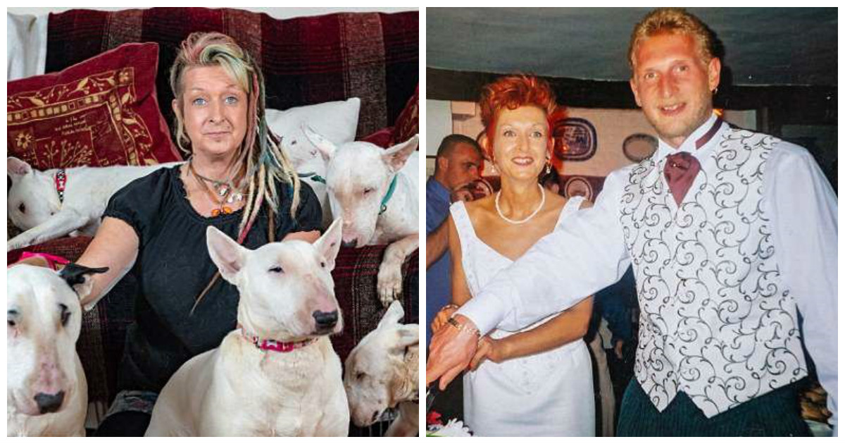 Спасительница собак выбрала жизнь без мужа после 25 лет брака