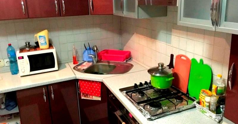 Как привести кухню в порядок
