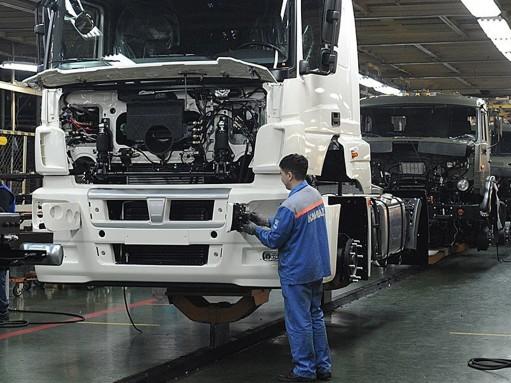 КАМАЗ запустил программу утилизации