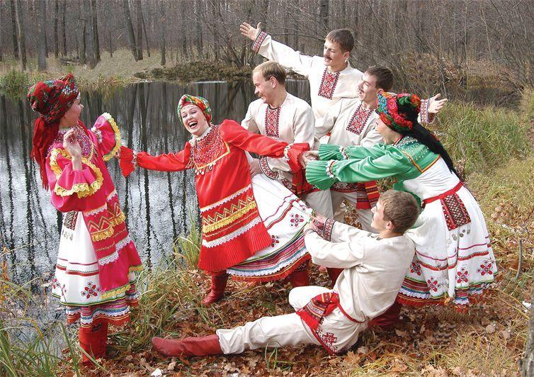 Русские всегда были самые отсталые и недоразвитые.
