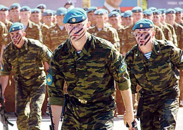 90 десантников против 2000 боевиков. (ДИАНА ШИР)