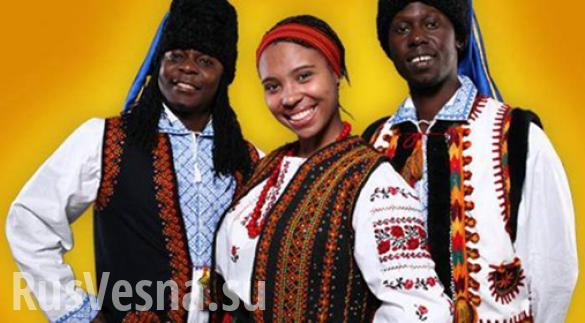 Украинский маркетинг: Сеть смеётся над рекламой вышиванок
