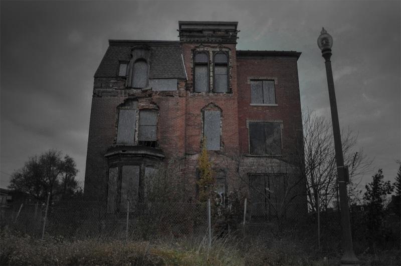 Что скрывают настоящие дома с привидениями