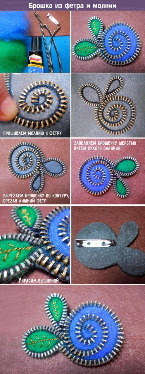 Схемы и шаблоны оригинальных поделок из фетра своими руками