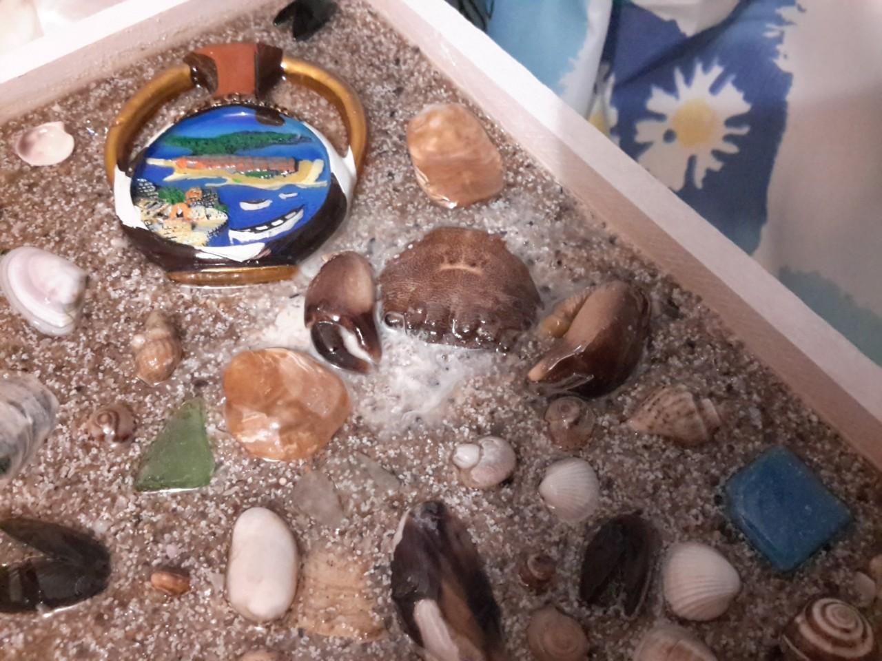 Морская табуретка своими руками