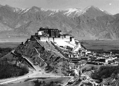 Что искали в Тибете тайные э…