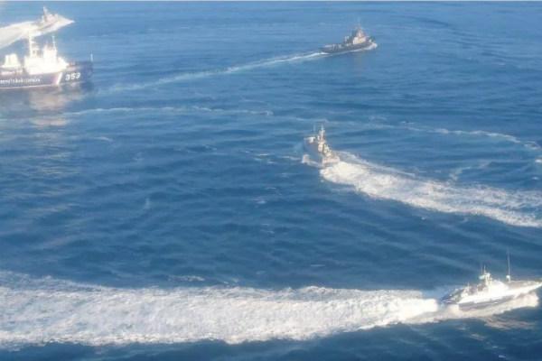 Украина приготовилась «зеркально» захватывать российские корабли и моряков