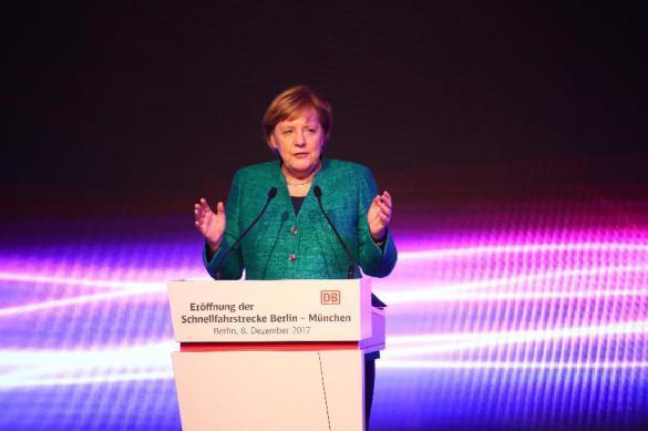 Меркель: Россия стала силой, формирующей мировой порядок