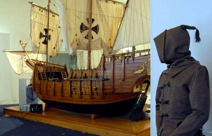 У берегов Гаити найдены останки корабля, на котором Колумб открыл Америку