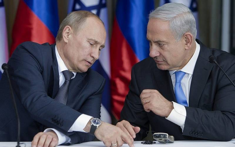 Встреча в Москве: Путин сделал для Нетаньяху всё, что мог