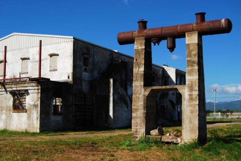 Руины Центральной Агирре