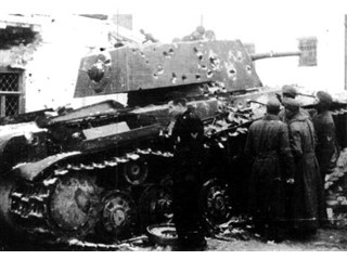 Жаркое лето 1941 в Прибалтике