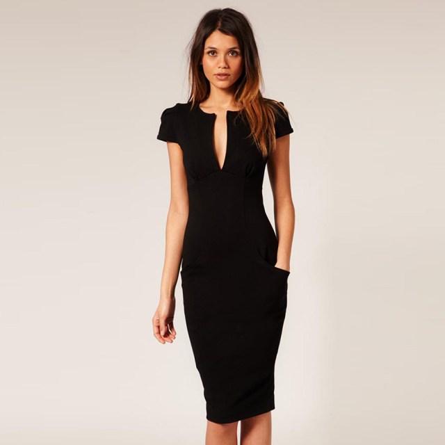 Классический фасон платья