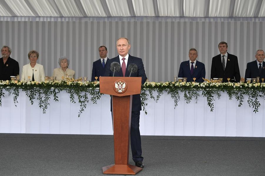 Путин теряет популярность. Л…