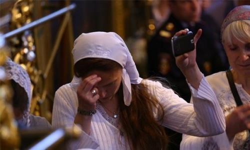 Власти США потребовали отобрать у русских веру в Бога