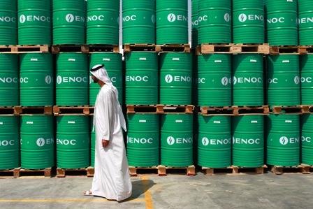 Нефть вминусе из-за роста запасов вСША